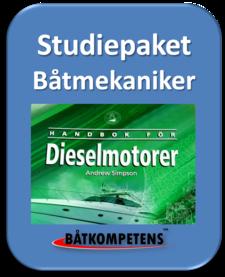 Studiepaket Båtmekaniker