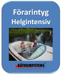 Förarintyg 2018 05 06 söndagar kl.9-17 Intensiv (6,20/5)
