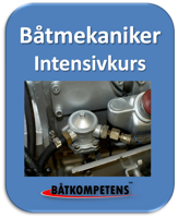 Båtmekanikerintyg 2018 04 24 tisdagar kl.18-21 (24/4, 8+15+22/5)